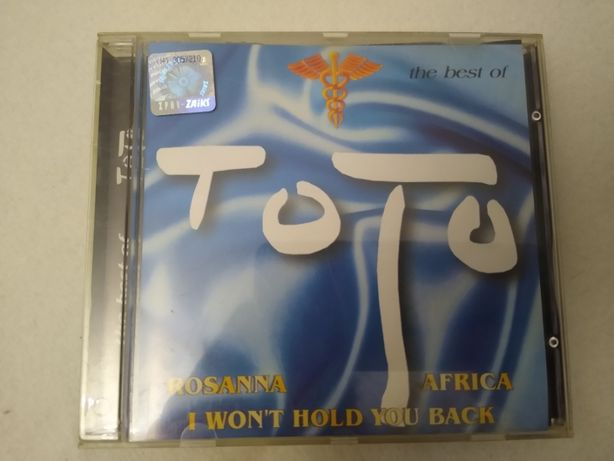 The Best of Toto cd