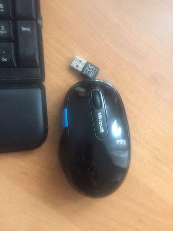 Продам Клавиатура и мышь Microsoft Sculpt Comfort Desktop (L3V-00017)