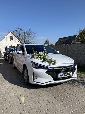 Прокат святкових авто