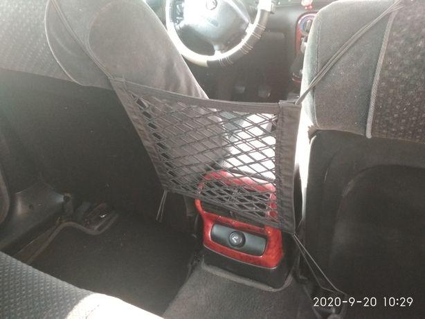 Сетка органайзер в салон авто