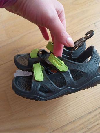 Детские сандалии CROCS Kids' Swiftwater River Sandals С10