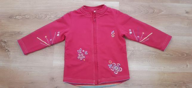 Bluza rozpinana r.104