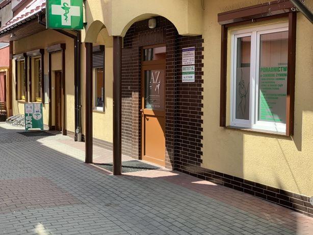 Lokal biurowo- usługowy (gabinety)