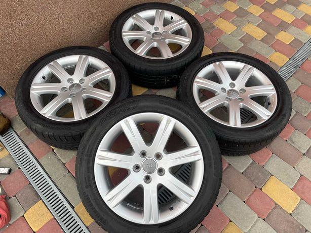 Тітанові діски BBS 5*112 R17 -Audi-Scoda-VW-Seat