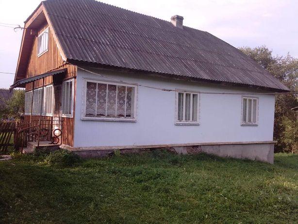 Продам будинок с жупане