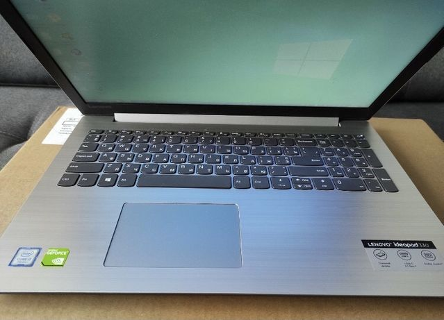 Игровой Ноутбук Lenovo 330-15 ikb(i3-7020,2tb HDD,8 gb ОЗУ,mx 150)