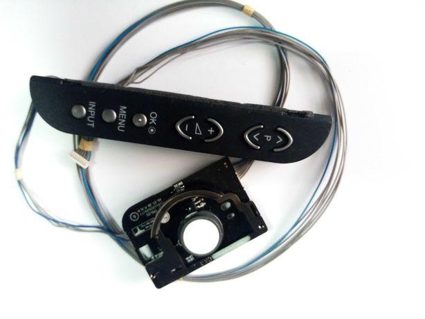 Botoneira e sensor IR LG 42LG3000