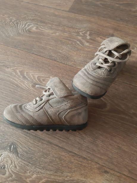 Детские ботинки Италия