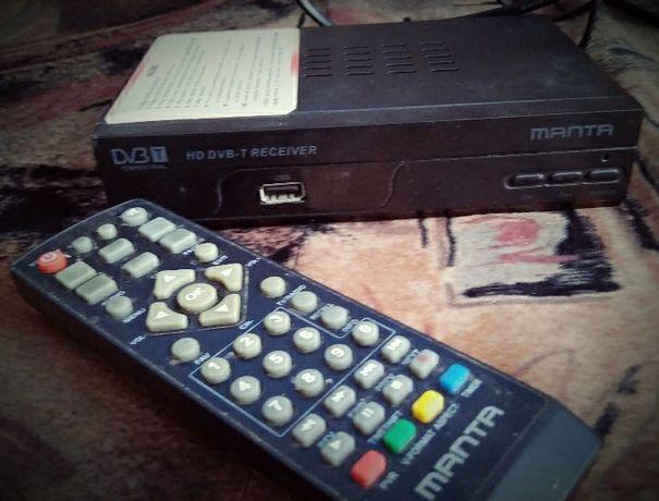 Dekoder DVB-T Manta