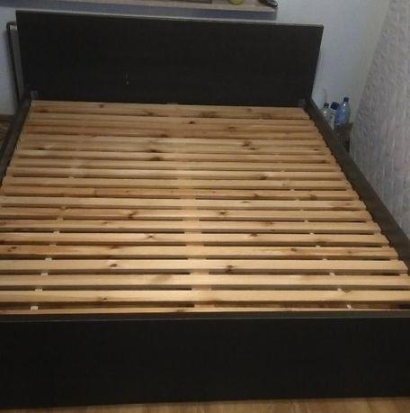 Łóżko szafki komoda