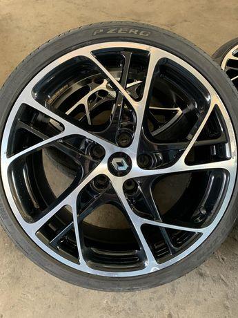 """Felgi renault Megan RS 5x114,3 19"""""""