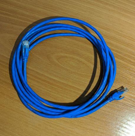 Патчкорд 3 метра (Ethernet, RJ-45)