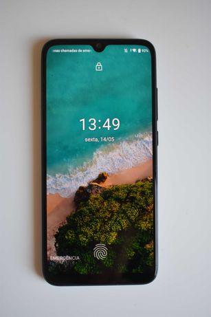 Xiaomi Mi A3 Preto 64GB Dual SIM (desbloqueado) + capa