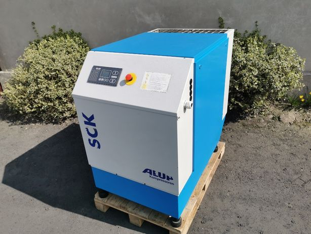 Sprężarka śrubowa ALUP 30 kw kompresor 4600l/min 8 bar