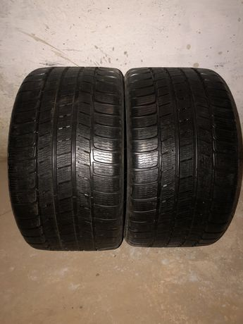 Michelin Pilot Alpin 295 35 R19 шины из Европы