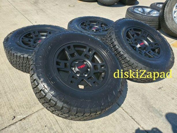 Диски TRD R17 6x139.7 Toyota Land Cruiser Prado FJ Hilux Ford Ranger