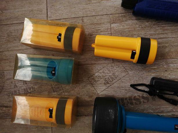 Lanternas mergulho caça submarina