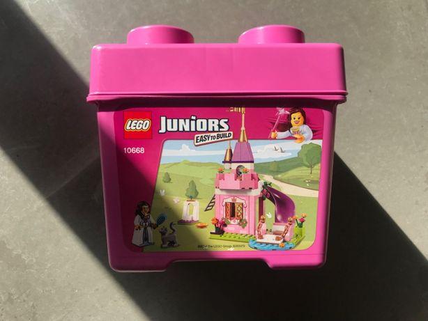 Klocki LEGO Juniors Zamek Księżniczki jak NOWE