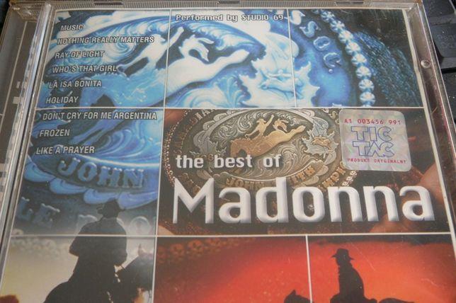 CD Madonna , Ich Troje kasety