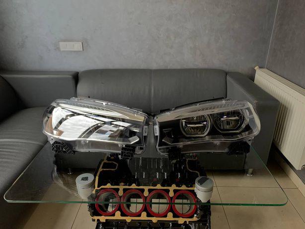 Фары BMW f15 f16 x5 x6 adaptiv led