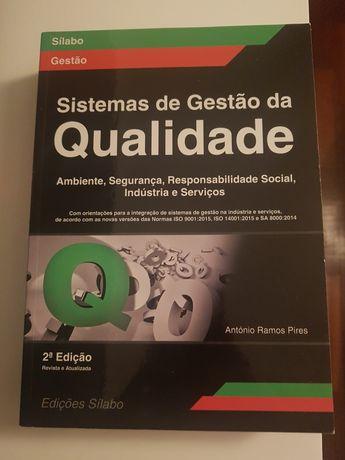 Livro Sistemas de Gestão da Qualidade Ambiente, Segurança, Responsabil