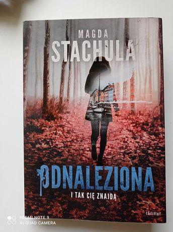 Magda Stachula Odnaleziona