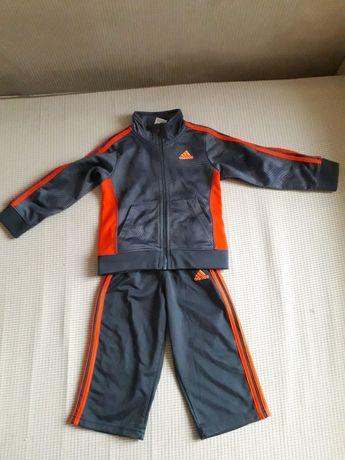 костюм Adidas (оригинал) 92 рост