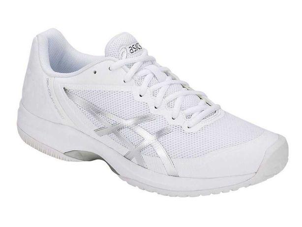 Tenisowe Męskie Buty sportowe ASICS Białe 41,5