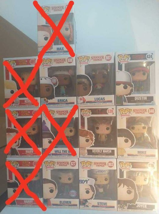 FUNKO POP Stranger Things IT Piła - image 1