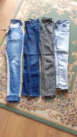 Spodnie sukienki kombinezon jeans damski koszule ubrania