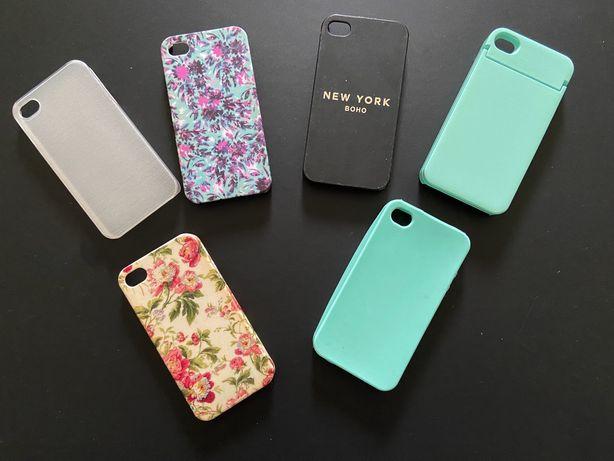 Capas para iPhone 4S