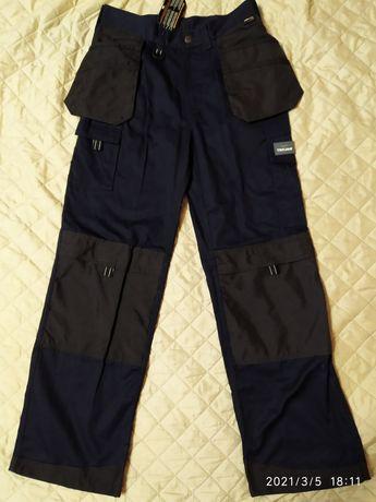 Рабочие штаны от Trojan 8T4200 р.46-48 Snickers CAT BP