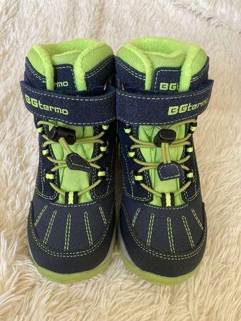 ЗИМНИЕ Ботинки термо B&G