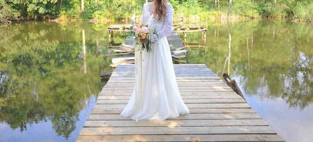 Suknia ślubna Bobo