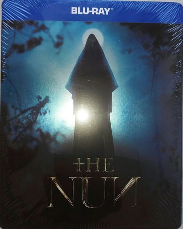 """Zakonnica"" / ""The Nun"" STEELBOOK Blu-Ray lektor I napisy PL"