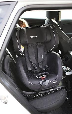 RECARO Zero.1 fotelik samochodowy obrotowy < 105cm