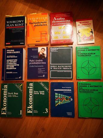 Książki ekonomia zarządzanie