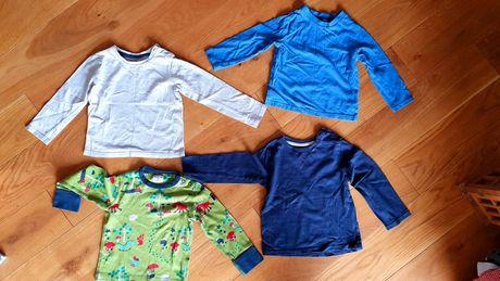 Koszulki z długim rękawem dla chłopca 86 F&F Polarn O.Pyret