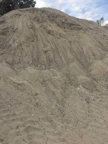 odsiewka (po kruszeniu gruzu) - piasek na obsypanie fundamentów GRATIS
