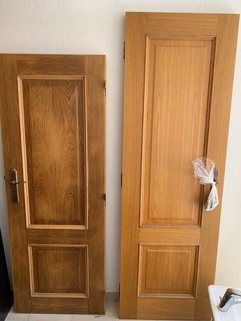 Portas de Interior em Carvalho