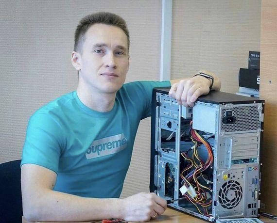 Ремонт компьютеров и ноутбуков. Опыт 13 лет