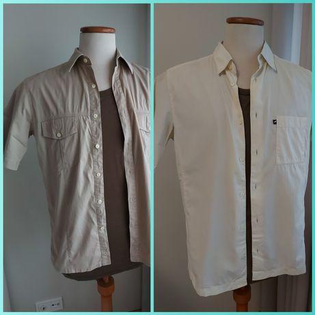 Camisas de manga Curta marca DKNY e Pull&Bear