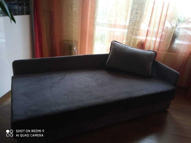Sofa Kanapa ze schowkiem + 1 poduszka