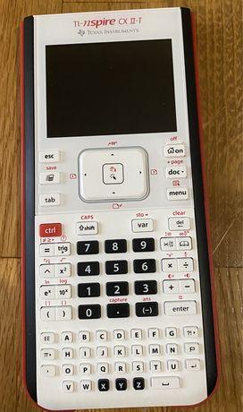 Calculadora Gráfica Texas Instruments Nspire CX II-T
