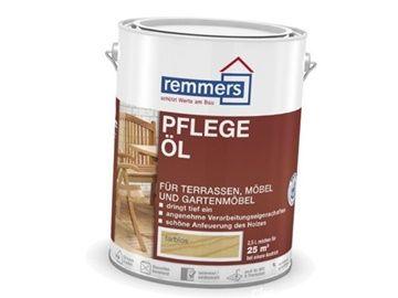 Remmers PFLEGE-ÖL 5L – Kolory podstawowe