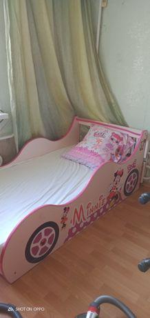 Кровать для девочки 90*170 см
