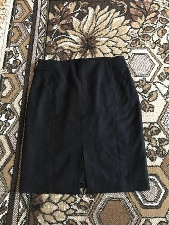 Черная юбка H&M