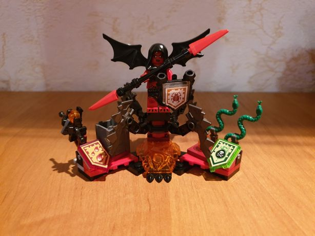 Набор Lego Nexo Knights / Лего Нексо Найтс 70335 Лавария
