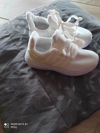 Białe adidaski nowe