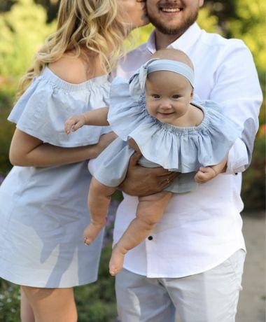 Фэмили лук, family look